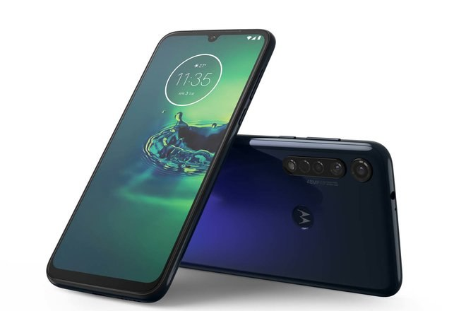 Motorola Moto G8 and G8 Power join android 11 family