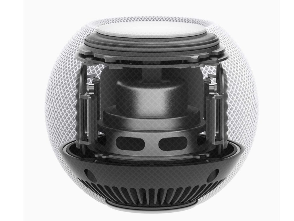 Mysterious Sensor Discovered on Apples HomePod Mini Confused