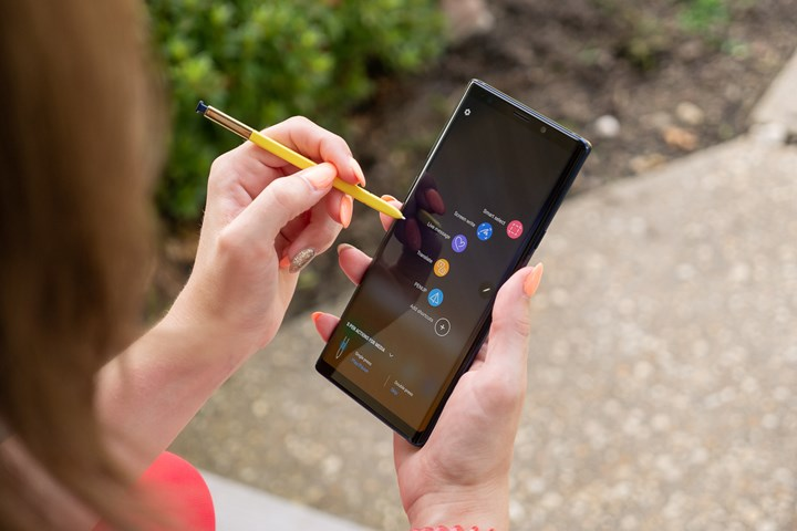 New security patch released for Samsung Galaxy Note 9 1