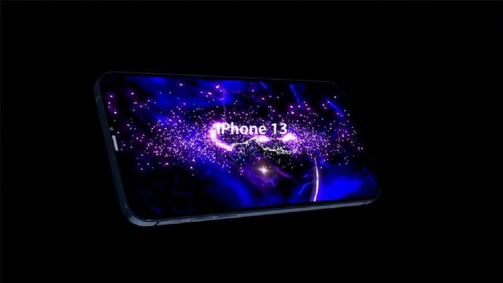 Notch detail of iPhone 13 series revealed
