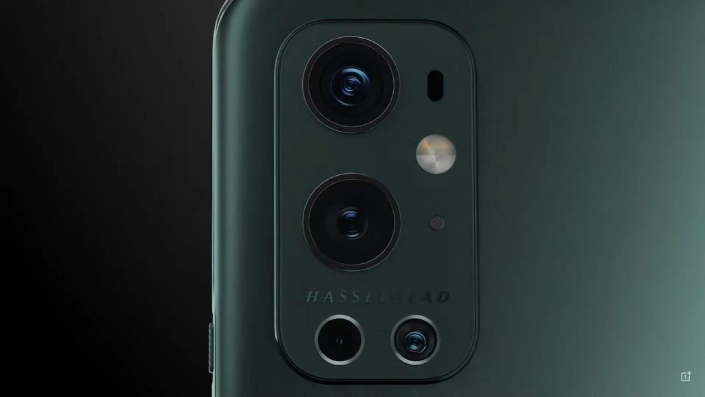 OnePlus 9 Pro with Hasselblad sensor introduced 2