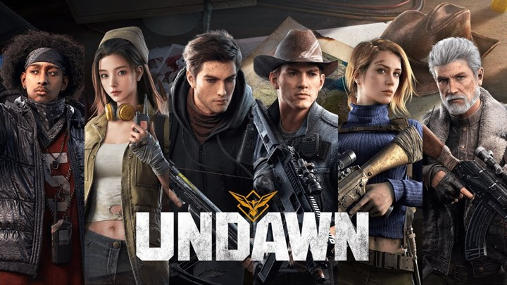 PUBG Mobile developers new open world action game Undawn has been announced for mobile devices