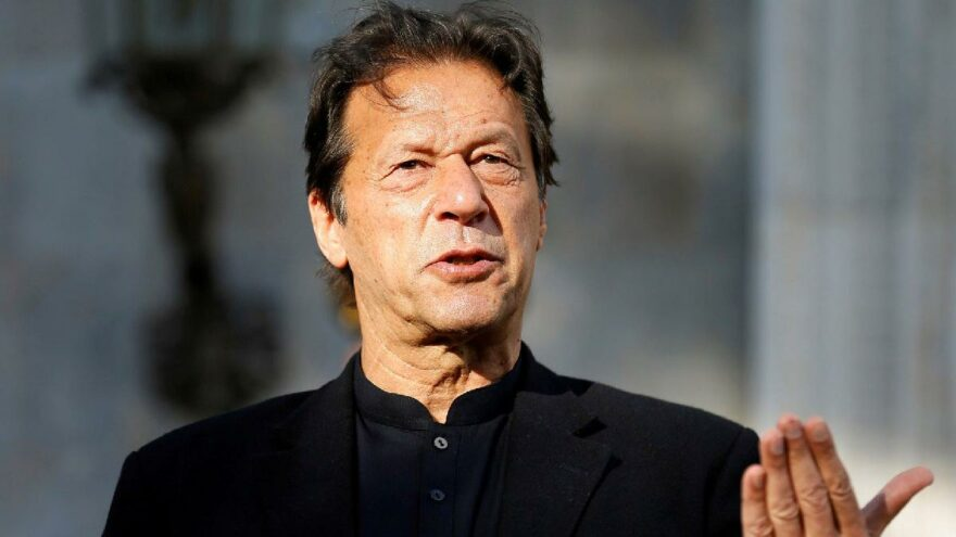 Pakistan Prime Minister Imran Khan contracted the coronavirus two days after the vaccine
