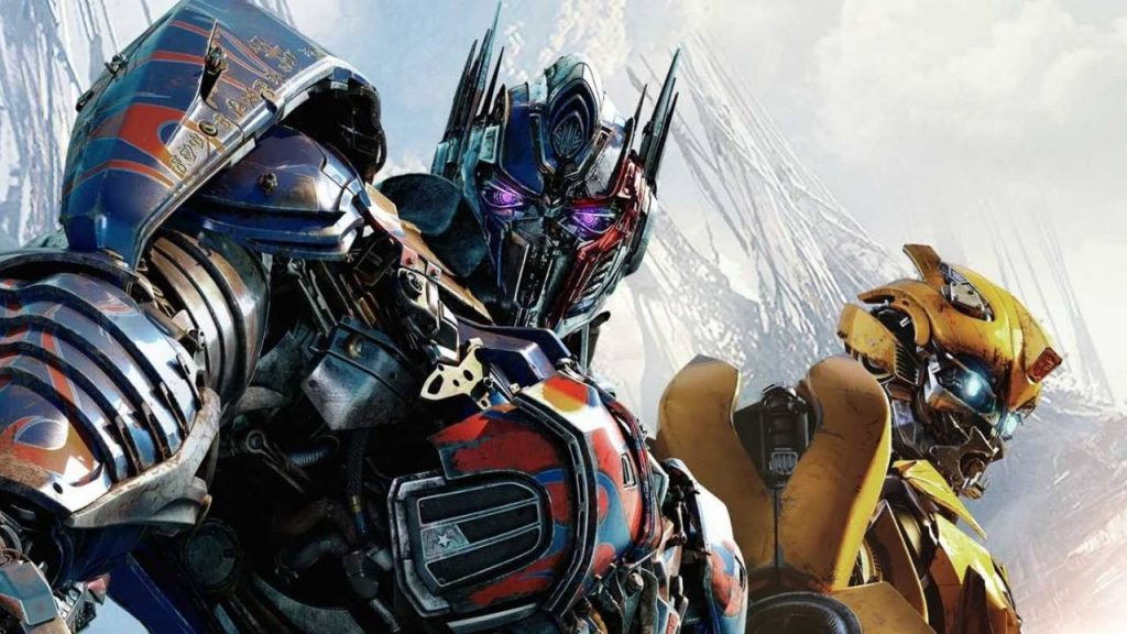 Paramount Turns Out to Be Working on Two New Transformers Films
