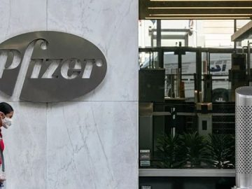 Pfizer begins testing of oral coronavirus drug