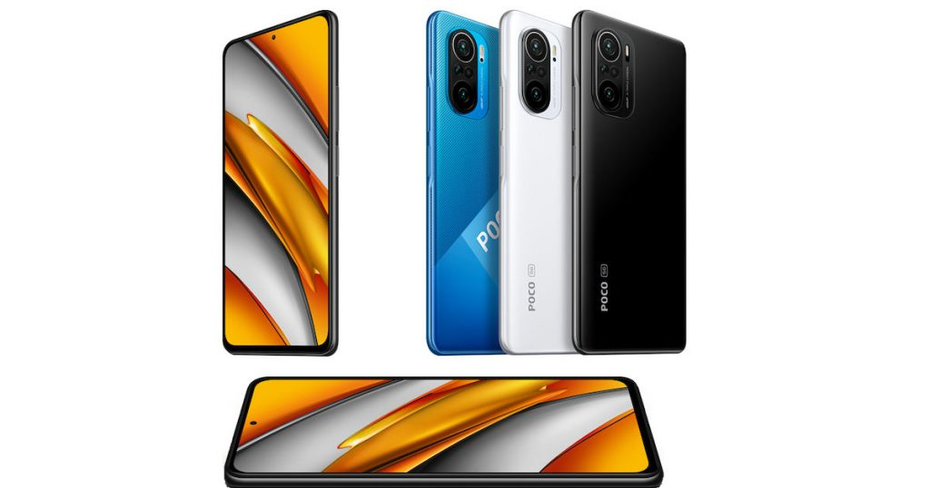 Poco F3 design leaked Here are the first images