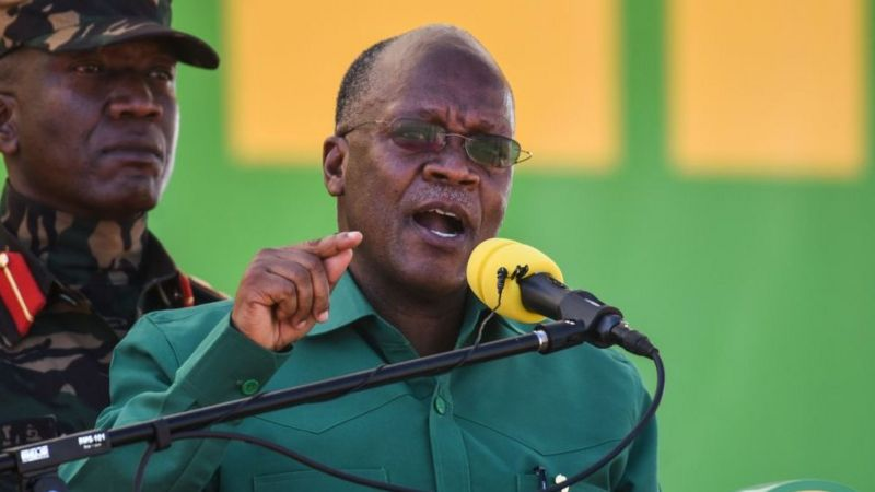 President of Tanzania dies after Covid 19 rumors