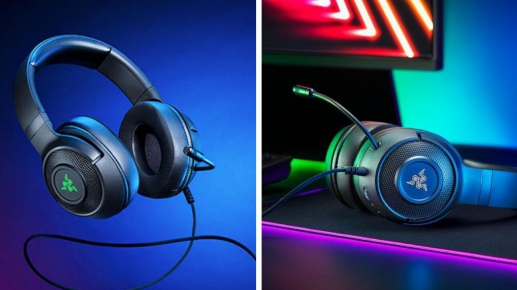 Razer Kraken V3 X gaming headset released