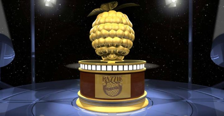 Razzie Awards which selected the worst in the film industry have been announced Netflix is at the top