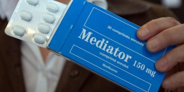 Record fines for company producing weight loss pills in France