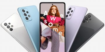 Samsung Galaxy A72 introduced Here are the features and price