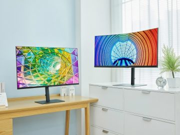 Samsung launches new monitors