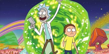 Season 5. date for Rick and Morty has been announced
