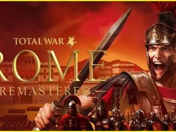Sega announces Total War Rome Remastered
