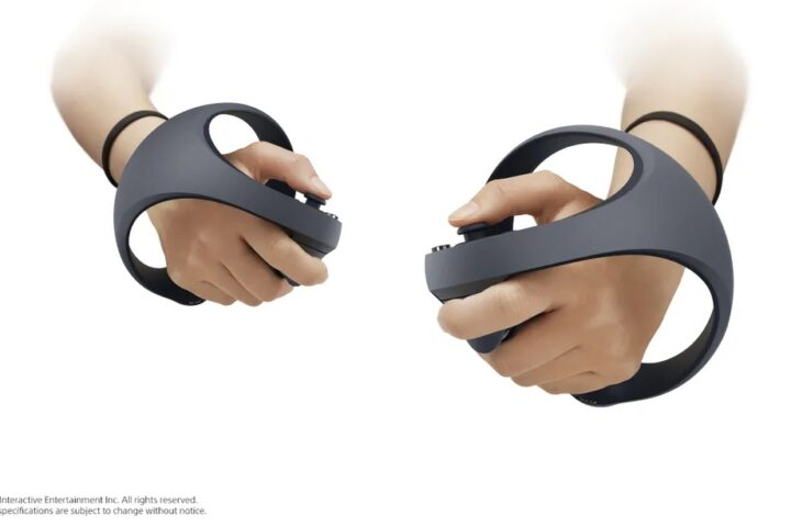 Sony announces next generation PS5 VR controllers 1