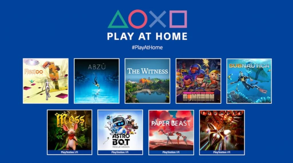 Sonys new free games revealed