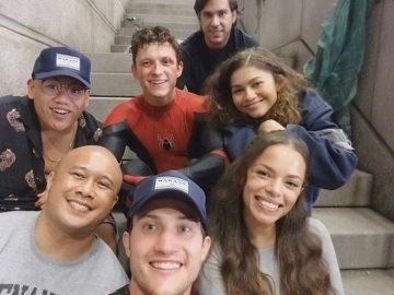 Spider Man 3 is complete A new image has been released