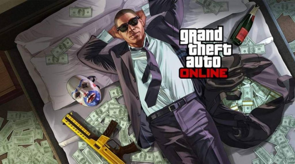 Thanks to GTA Online player from Rockstar Games