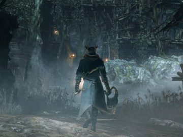 Thats what Bloodborne might look like on PS5