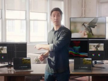 The Actor of Mac Ads Now In Intel Ads