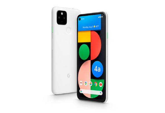 The Google Pixel 6 can come with an under screen fingerprint scanner