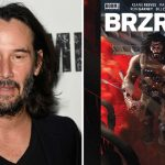 The action packed BRZRKR comic book series written by Keanu Reeves is adapted into film and anime by Netflix