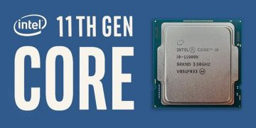 The family of 11th generation Intel Core processors is now available