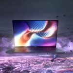 The first Mi Notebook Pro 15 with OLED display was introduced