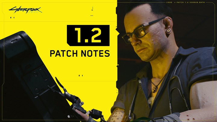 The highly anticipated big patch of Cyberpunk 2077 has finally been released Will the problems be solved