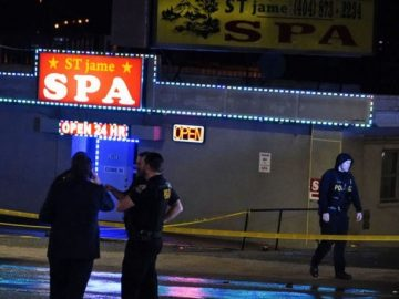 The motive for the attack on 3 massage parlours in the U.S. has been determined