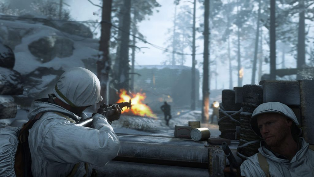 The new Call of Duty will return to The Second World War 1