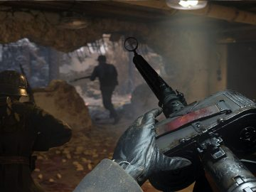 The new Call of Duty will return to The Second World War