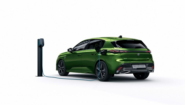 The next generation 2021 Peugeot 308 has been officially introduced Here are the design and features 1