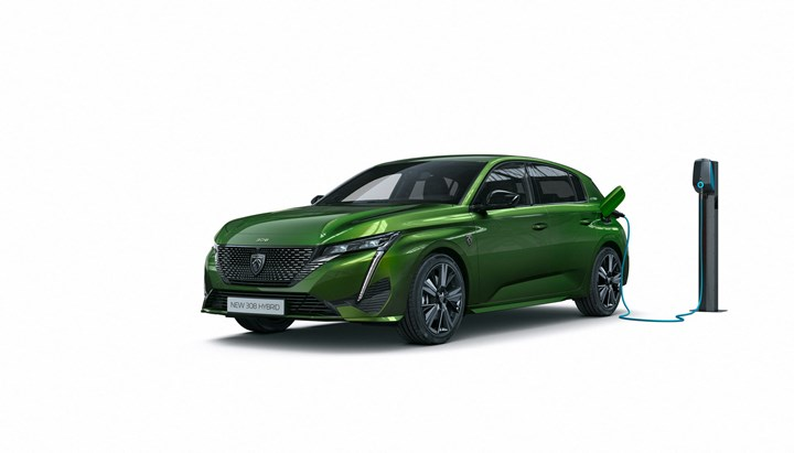 The next generation 2021 Peugeot 308 has been officially introduced Here are the design and features