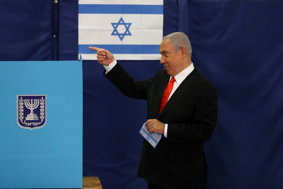 The winner of Israels early elections has been announced 1