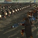 Total War Gameplay video from Rome Remastered shared 2004 vs 2021 graphic comparison