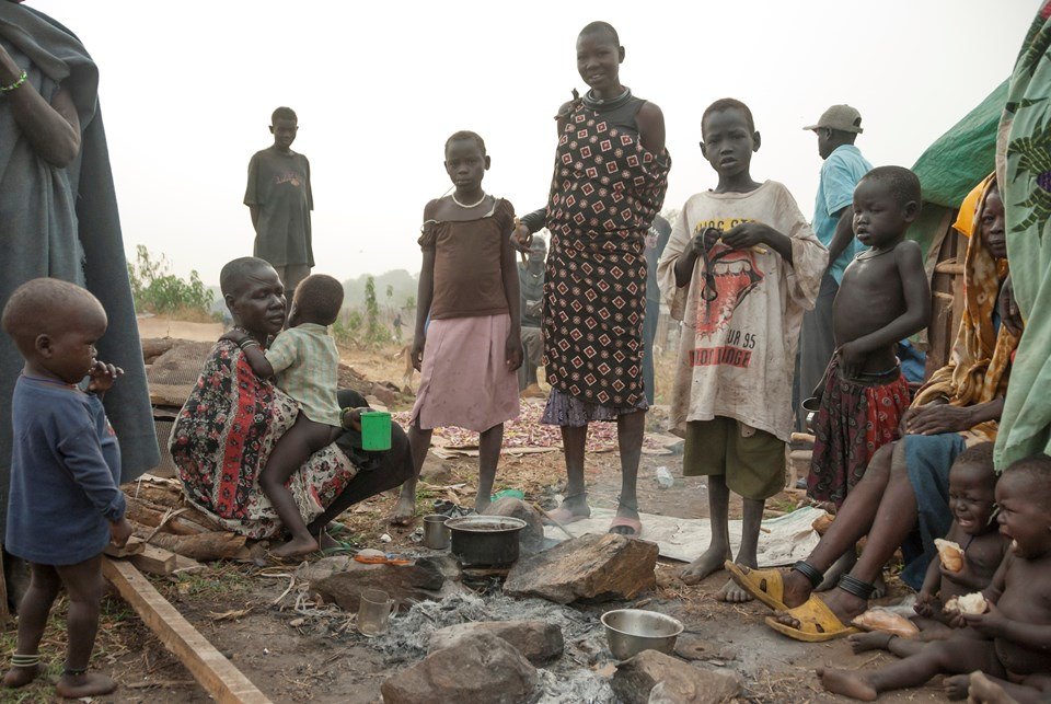 UN More than 30 million people are one step away from starvation 2