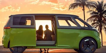 Volkswagens electric van ID Buzz goes on sale in Europe