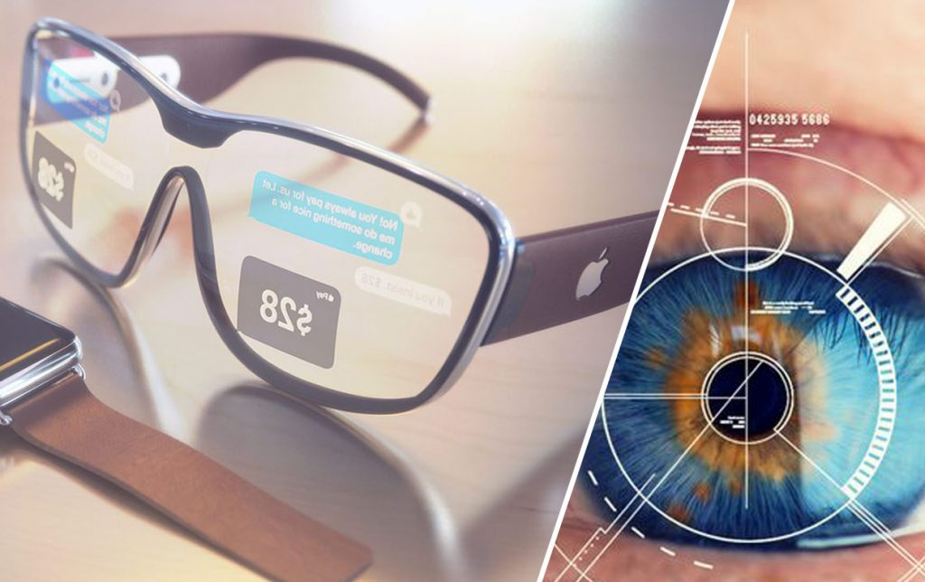 Will the Apple AR VR headset recognize the user through its eyes