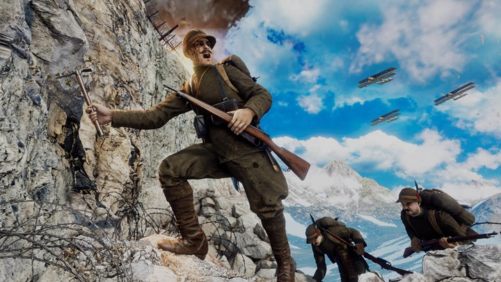 World War 1 themed FPS game Isonzo announced for PC