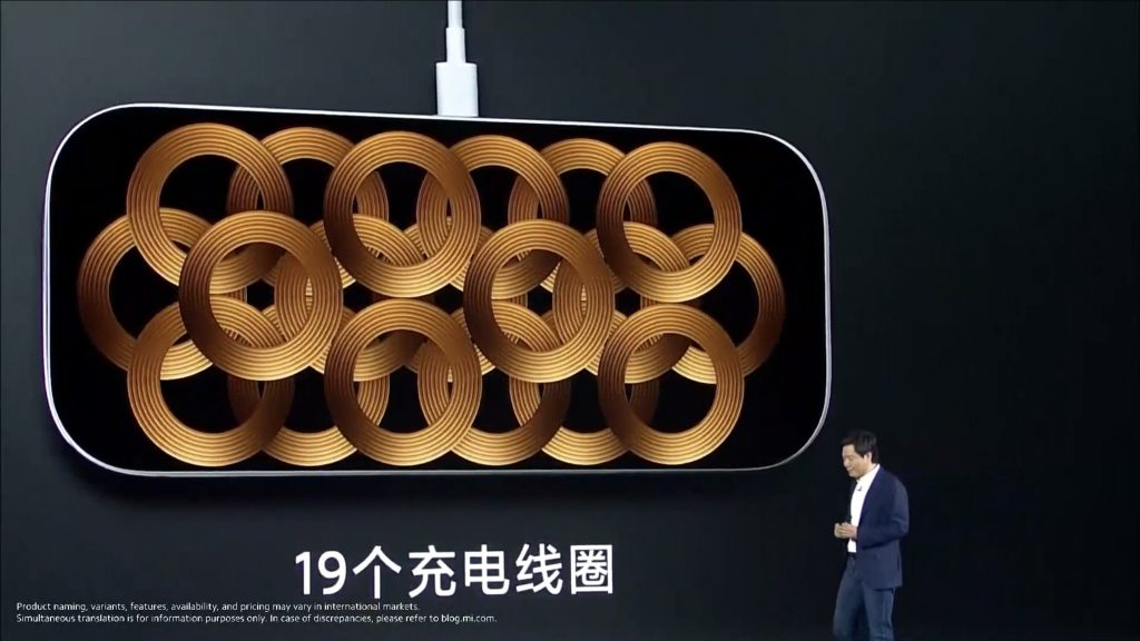 Xiaomi Introduces Wireless Charger That Can Charge 3 Separate Devices At The Same Time
