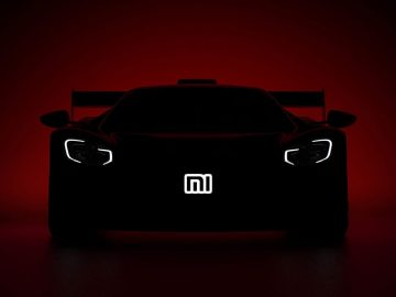 Xiaomi detonates the bombelectric car is coming