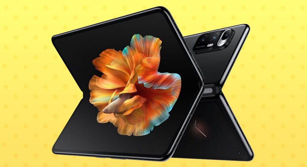 Xiaomis first folding phone the Mi MIX Fold was introduced