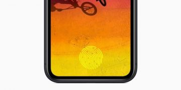 iPhone 13 May Come With Under Screen Fingerprint Scanner