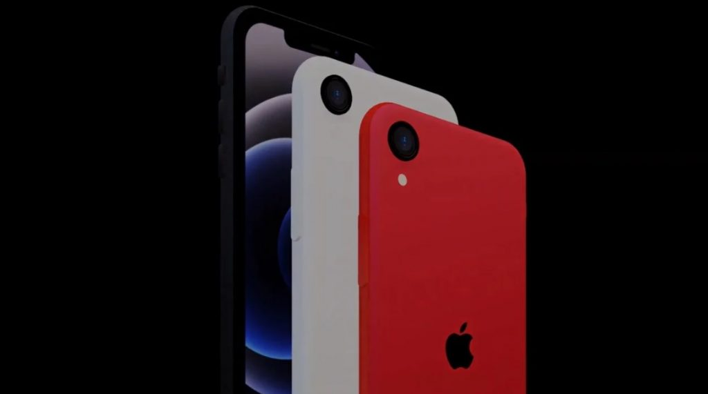 iPhone SE Plus Concept With No Face ID Despite Being Notched
