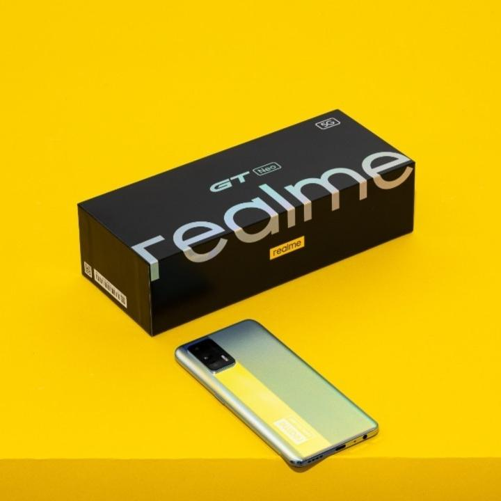 realme GT Neo photo leaked 2
