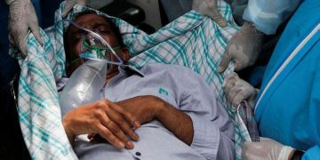 13 Covid 19 patients died in hospital fire in India