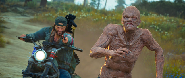 79000 Days Gone fans in action