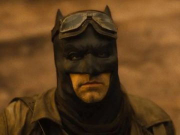 A deleted scene featuring Batman and the Joker from Zack Snyders Justice League has been shared
