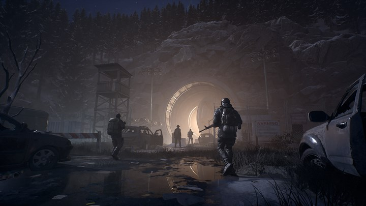 A gameplay video from The Day Before a Russian open world game that stands out for its gameplay and visuality was shared